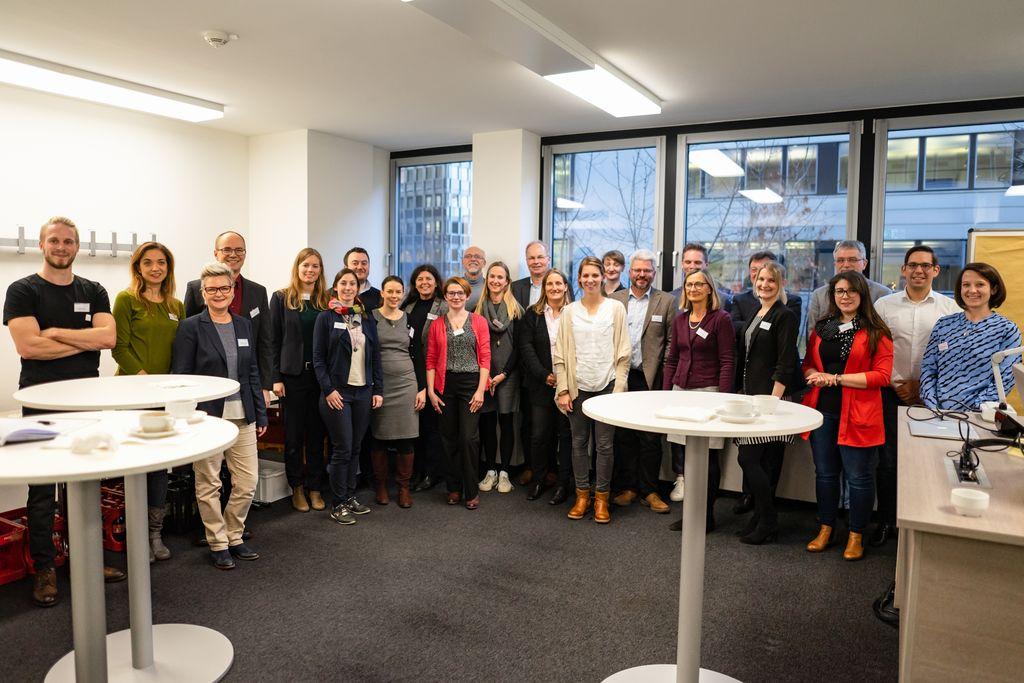 Die Teilnehmer des dritten vLead Dialogforums