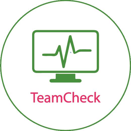 vLead Teamcheck Logo